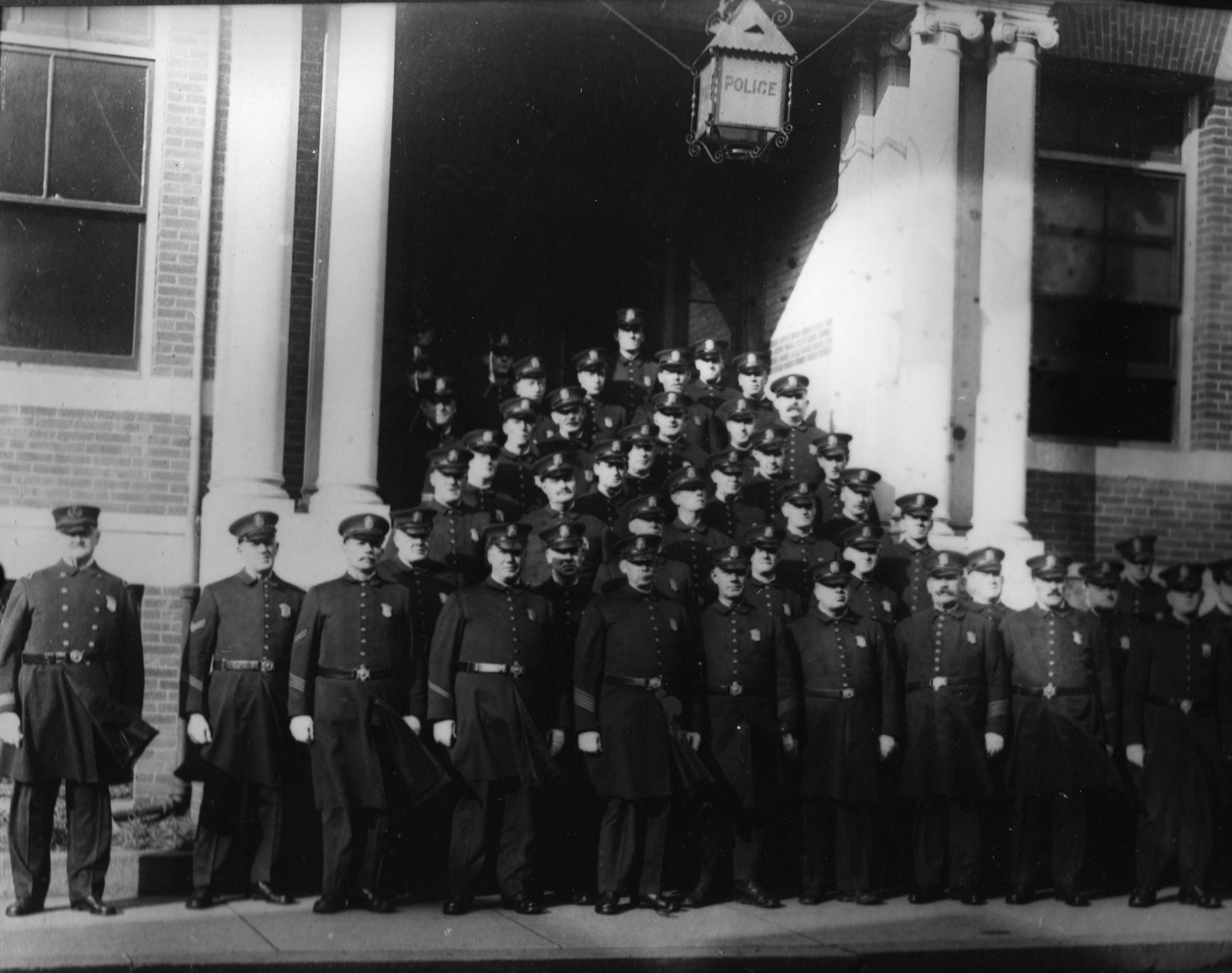 Malden Police Officers