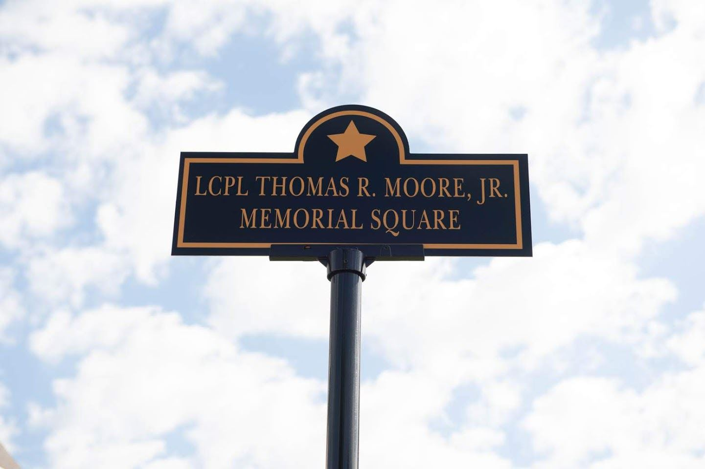 Thomas R. Moore Jr. Square Dedication-4