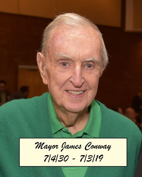 Mayor James Conway
