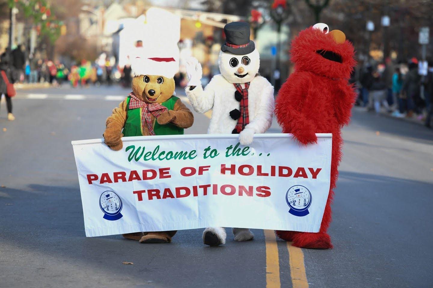 Malden Parade of Holiday Traditions