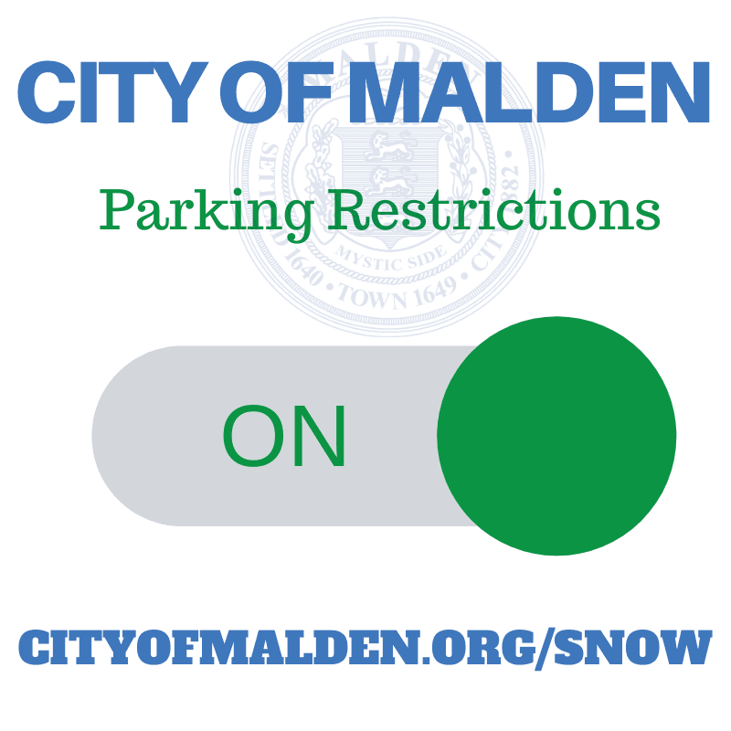 Winter Parking Restrictions ON