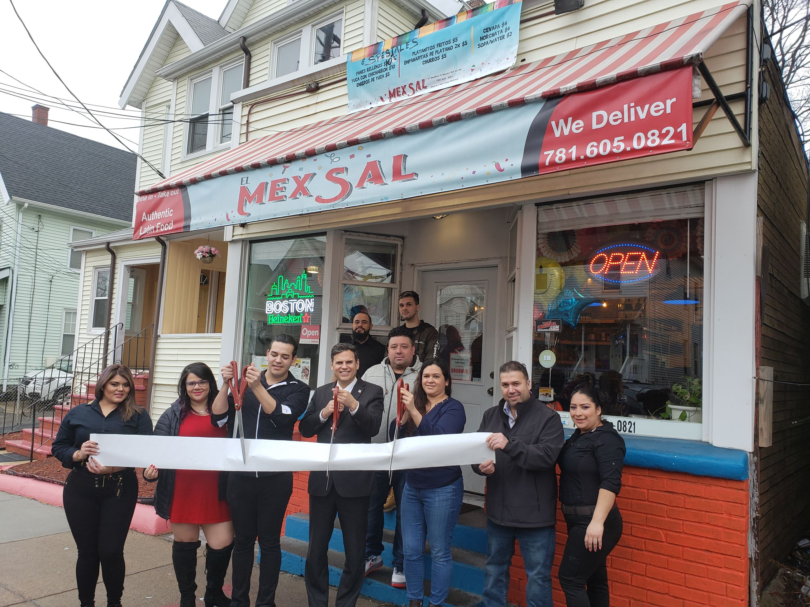 MexSal Grand Opening