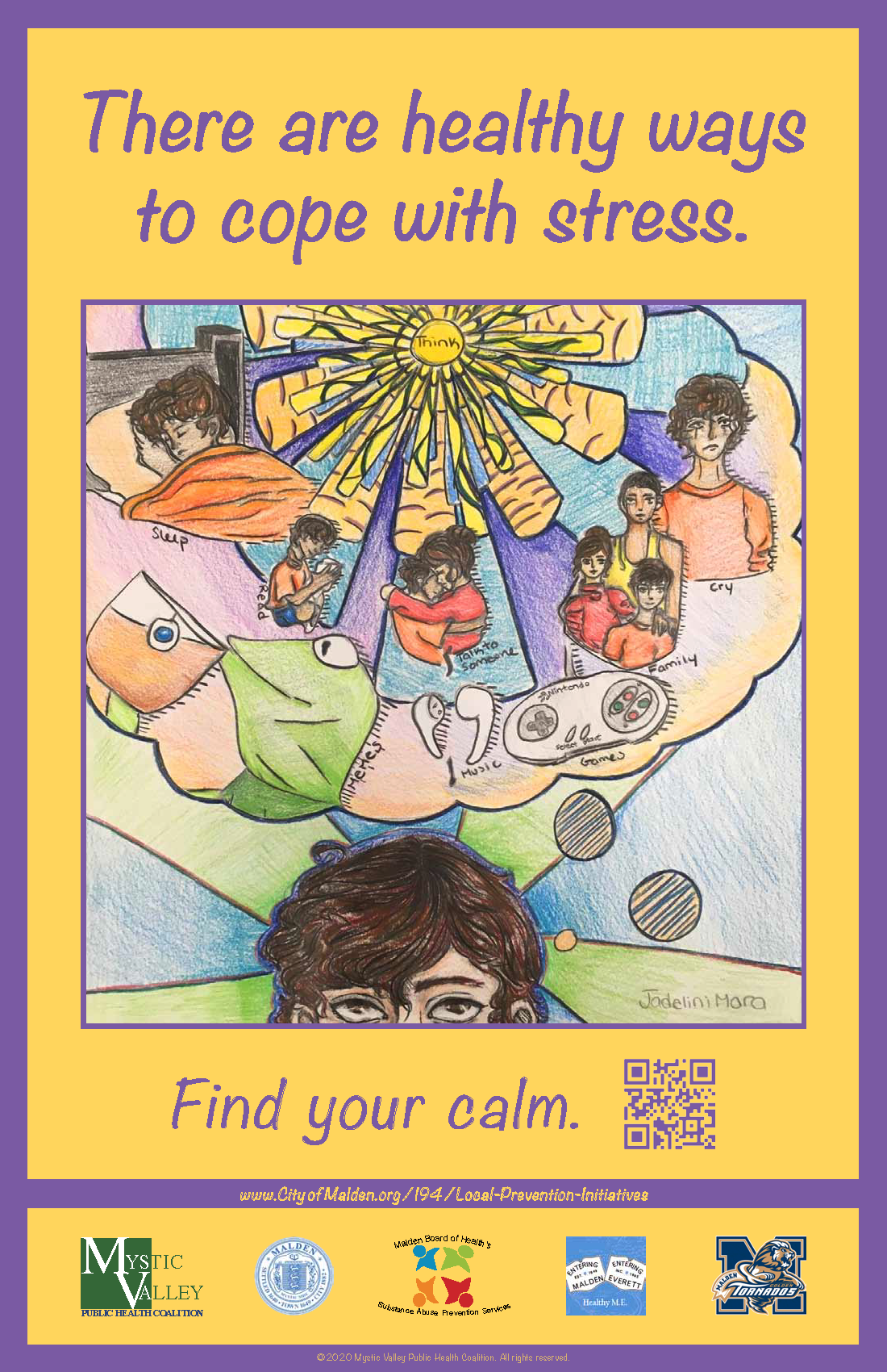 Find Your Calm Poster_