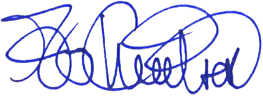 Mayor Signature Blue