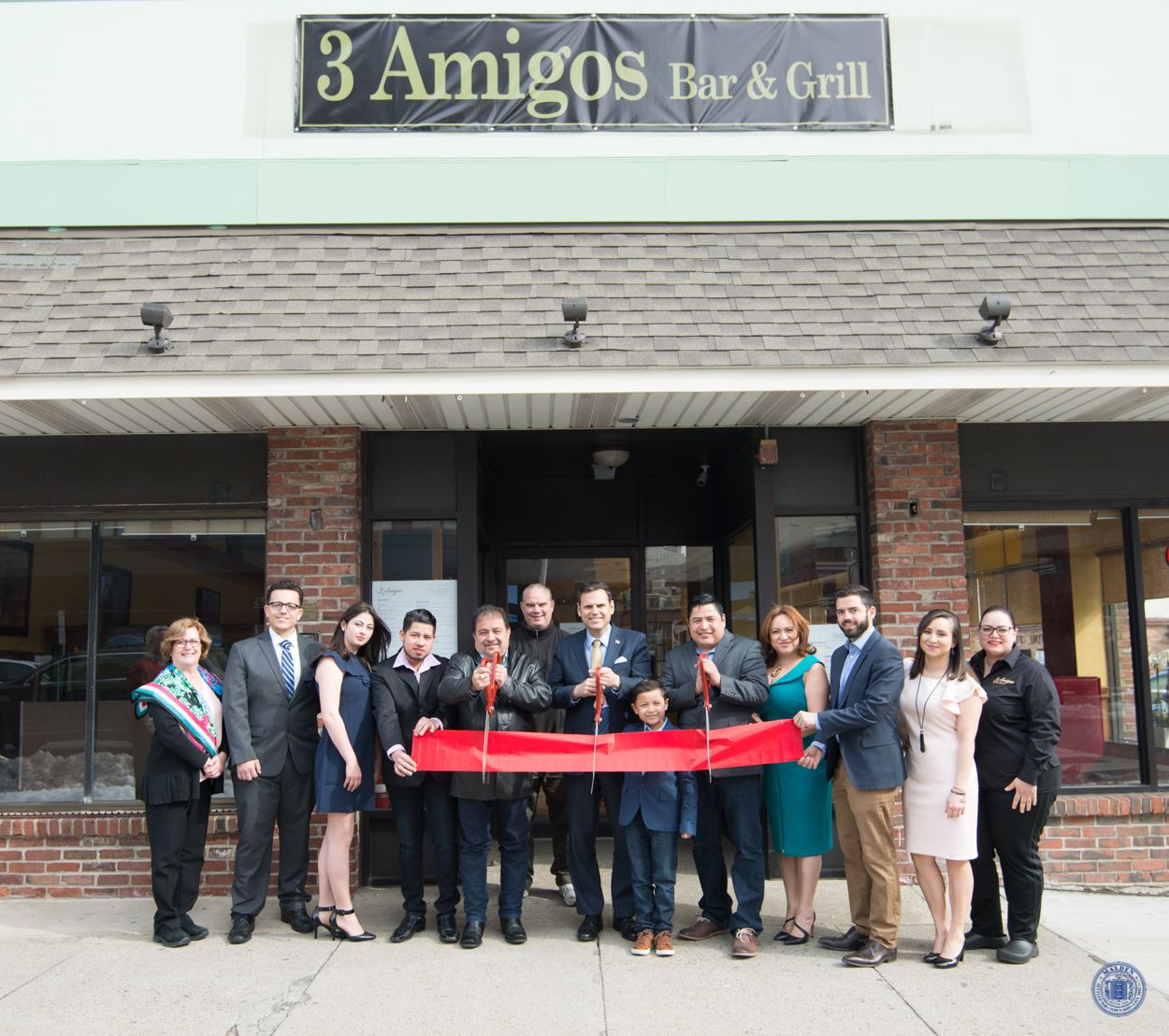 3 Amigos Bar and Grill Building